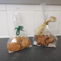 Fundraising - homemade dog biscuits!